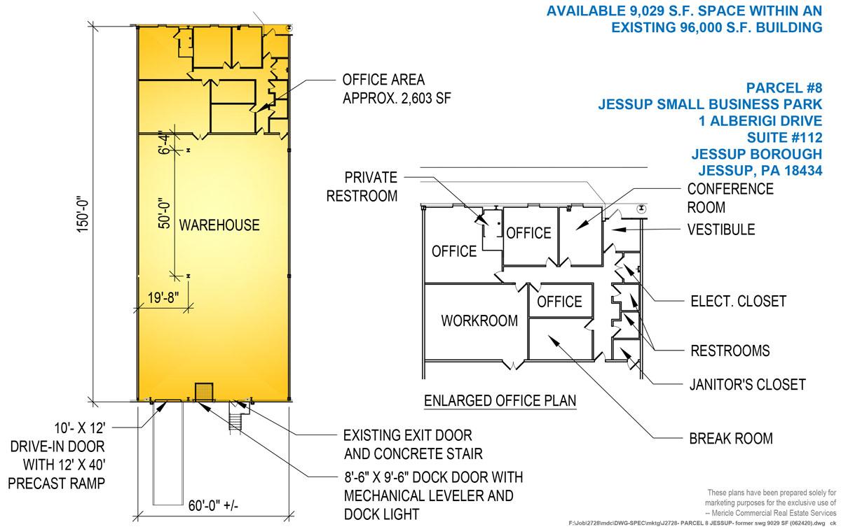 1 Alberigi Drive Floor Plan