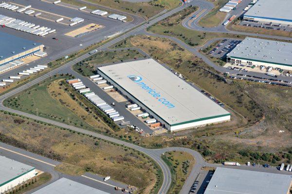 275 CenterPoint Blvd Aerial Photograph
